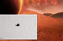 NASA chụp được ảnh một con chim bay trên sao Hỏa?