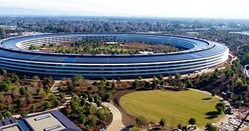 Trụ sở Apple Park là một trong những tòa nhà đắt nhất thế giới