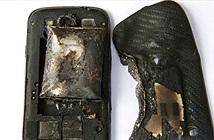 Pin điện thoại cháy nổ, bạn cần làm gì để bảo vệ bản thân?