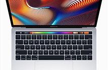 Điểm số cho thấy MacBook Pro 13 inch 2019 nhanh hơn 83% so với đời cũ