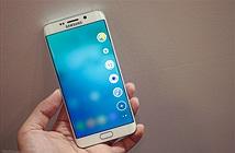 Trên tay Samsung Galaxy S6 Edge Plus: thêm tính năng cho màn hình cong
