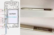 Bút cảm ứng S Pen trên Note 5 có nhiều cải tiến