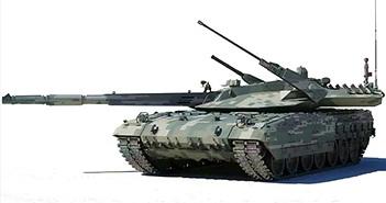 Tăng chiến đấu T-14 Armata của Nga sẽ 'tàng hình' trước radar?