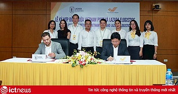 """Bưu điện Việt Nam """"bắt tay"""" Lazada Elogistics"""