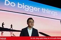 Samsung vẫn tham vọng là hãng smartphone đầu tiên ra điện thoại có thể gập lại