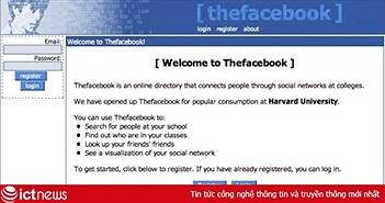 Số liệu không biết nói dối: Facebook đang sa sút, liệu sẽ có cái tên mới thay thế?