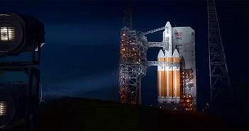 NASA phóng thành công tàu vũ trụ để tiếp cận Mặt trời