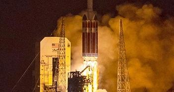 NASA phóng tàu vũ trụ đầu tiên với sứ mệnh thăm dò Mặt Trời