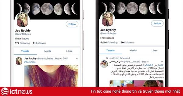 'Nhà máy follower' - công cụ xây dựng danh tiếng ảo trên mạng xã hội