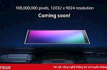Samsung bắt tay Xiaomi giới thiệu cảm biến camera 108 megapixel cho điện thoại