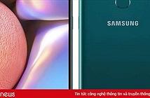 Samsung ra mắt Galaxy A10s với cảm biến vân tay, pin 4000mAh, camera kép