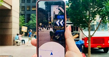 Google Maps chuẩn bị tung bản cập nhật với chức năng điều hướng không gian thực