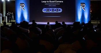 Realme giới thiệu smartphone có 4 camera độ phân giải đạt 64MP