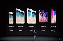 Ra mắt iPhone X siêu đẹp, tương lai của smartphone