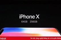 Cùng chiêm ngưỡng siêu phẩm iPhone X có giá bán khởi điểm khủng 999 USD