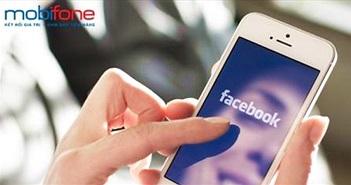 """Là """"tín đồ"""" Facebook bạn nên đăng ký ngay gói cước FB30 của MobiFone"""