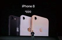 """Cận cảnh """"bom tấn"""" iPhone 8/iPhone 8 Plus vừa chính thức ra mắt"""