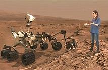 Kế hoạch thám sát nội thất sao Hỏa có gì đặc biệt?