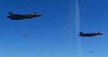 Mỹ vét sạch kho F-35 đưa sang Bán đảo Triều Tiên