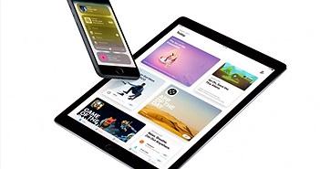 Apple chính thức phát hành iOS 11 ngày 19/9, có thể lên luôn từ hôm nay
