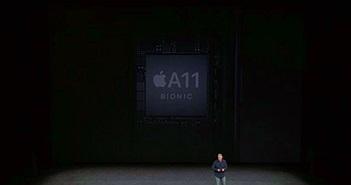 Chip mới trên iPhone X – A11 Bionic làm được những gì?