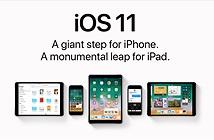 Danh sách iPhone, iPad được lên đời iOS 11 vào ngày 19/9