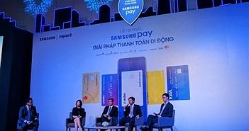 Samsung Pay chính thức có mặt tại Việt Nam, hỗ trợ từ Galaxy Note 5 trở lên
