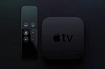 Apple TV 4K chính thức ra mắt: hỗ trợ 4K HDR, giá từ 179 USD