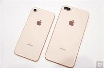 Cận cảnh iPhone 8 và 8 Plus vừa ra mắt