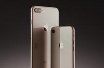 iPhone 8 và iPhone 8 Plus ra mắt: hai mặt kính, chip A11 Bionic 6 nhân, giá từ 699 USD