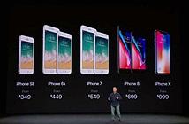 Apple giảm giá đồng loạt iPhone SE, iPhone 6S và iPhone 7