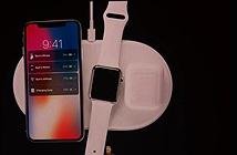 Apple giới thiệu hệ thống sạc không dây AirPower