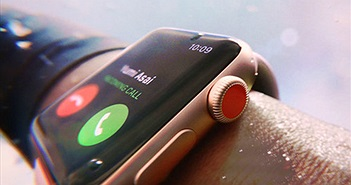 Apple ra mắt Watch Series 3 hỗ trợ gọi điện thoại không cần kết nối iPhone