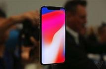 Cận cảnh iPhone X dùng màn hình OLED siêu nét
