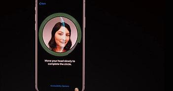 Face ID trên iPhone X có khả năng nhận biết rõ bạn là ai
