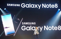 Galaxy Note 8 về Việt Nam, giá bán 22,49 triệu đồng