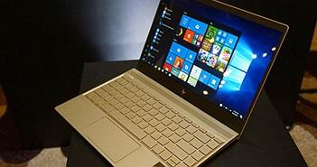 HP ra mắt thế hệ laptop Envy 13 siêu mỏng nhẹ mới