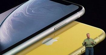 iPhone Xr ra mắt giá từ 17,4 triêu đồng, đẹp như iPhone X