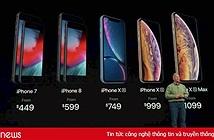 Apple giảm giá hàng loạt iPhone cũ, dừng bán iPhone X, 6S và SE sau khi ra mắt iPhone mới