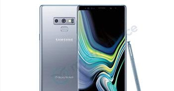 Samsung Galaxy Note 9 có thêm phiên bản màu bạc?