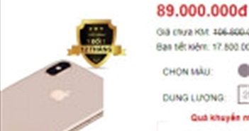 iPhone Xs Max xách tay được rao bán với giá gần 100 triệu đồng