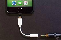 Apple chính thức không tặng kèm adapter 3,5mm với các iPhone 2018
