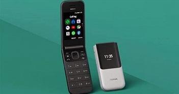 Điện thoại nắp gập huyền thoại tái sinh với phiên bản Nokia 2720 Flip giá rẻ