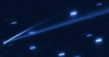 Sững sờ tìm thấy tiểu hành tinh đổi màu liên tục