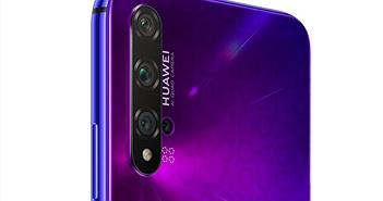 Huawei Nova 5T sắp ra mắt: 5 camera AI, sạc nhanh 50% trong 30 phút