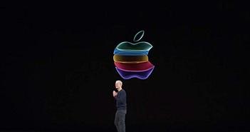 Ra iPhone mới, vốn hoá Apple lại vượt 1 nghìn tỷ USD