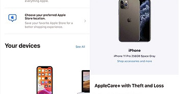 2 cách kiểm tra nhanh tình trạng bảo hành của iPhone