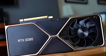 RTX 3080 mới của Nvidia với 10GB bộ nhớ GDDR6X