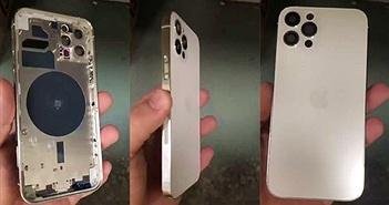 Video trên tay mặt sau iPhone 12 Pro xác nhận máy quét LiDAR
