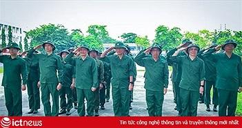 CMC lần đầu đưa toàn bộ lãnh đạo cao cấp vào trường quân đội học… làm lính
